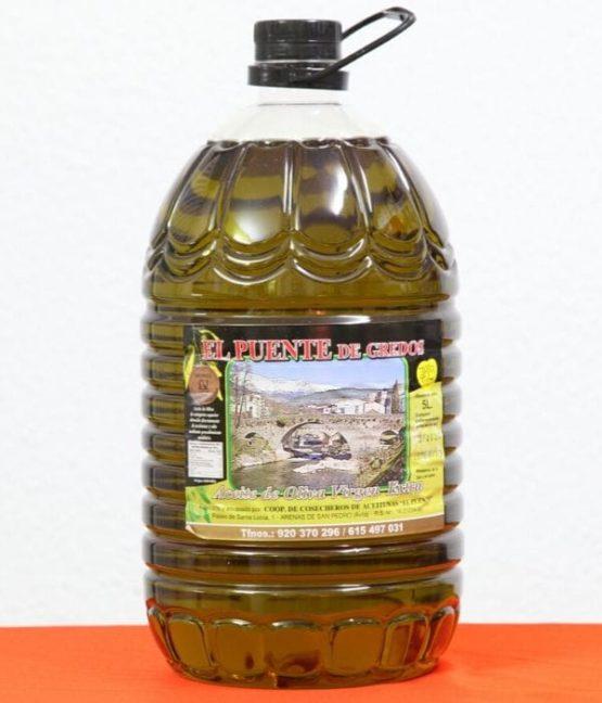 Tienda online de aceite