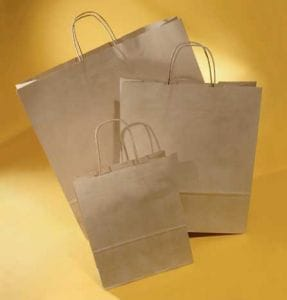 comprar bolsas de papel sin persoanlizar