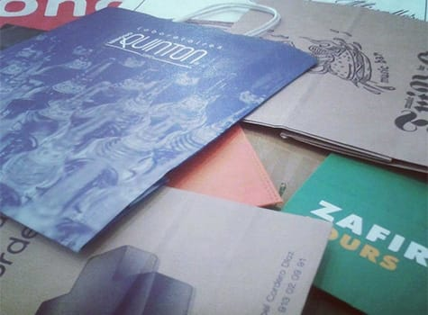 comprar bolsas de papel en bolsalea