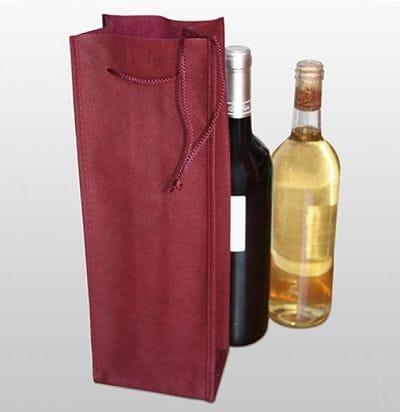 comprar bolsas de tela para botellas