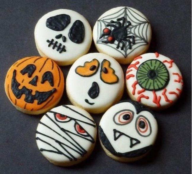 consejos cómo decorar tienda Halloween