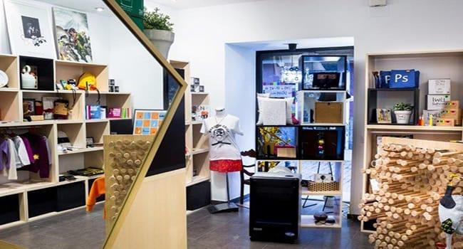 cubo gallery