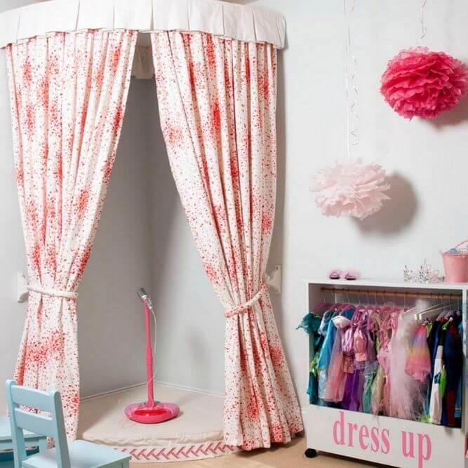 decorar tienda de ropa infantil