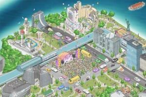 Ilustración de Japón