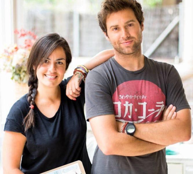 Historia de 2 emprendedores