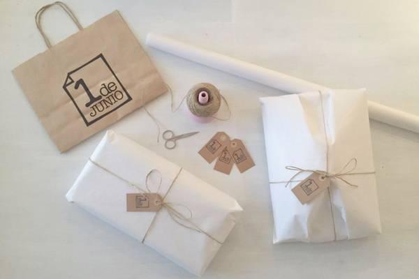 envolver un regalo de forma bonita