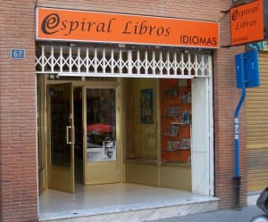 libreria alicante centro