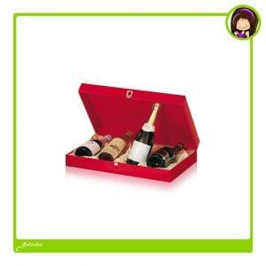 Cajas elegantes para botellas de vino