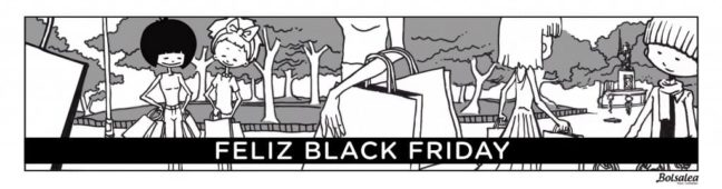 Feliz black friday