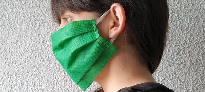 Cómo hacer mascarillas de tela