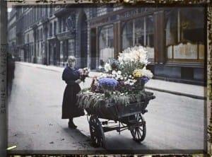 fotografías de Paris antiguas