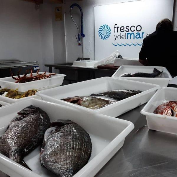 Pescados congelados baratos