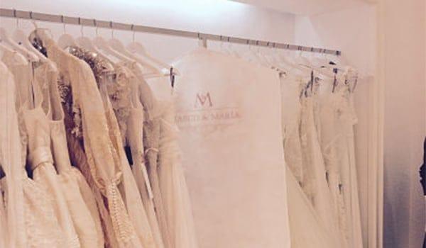 fundas para vestidos de novia y comunión