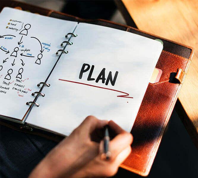 hacer plan de empresa