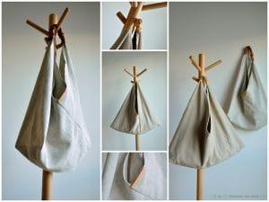 crear bolsas de tela