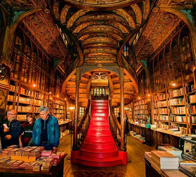 librerías famosas