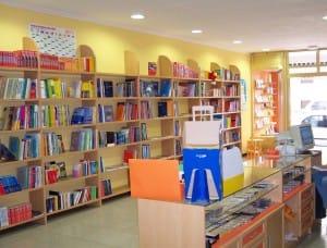 Libreria atractiva Alicante
