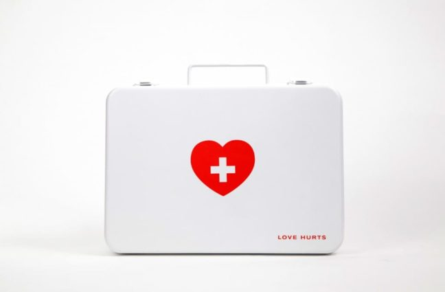 El packaging del amor