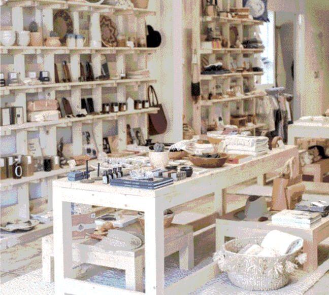 mobiliario para retail