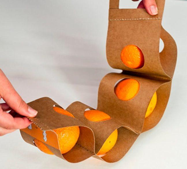 packaging con cartón