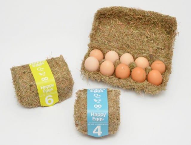 packaging para huevos ecológicos