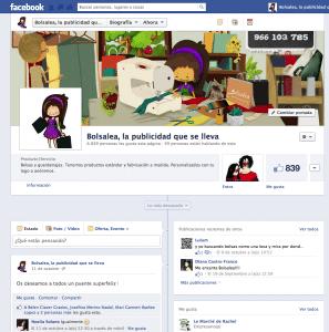 Bolsalea en facebook