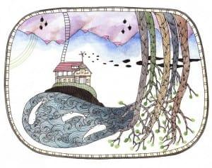 Bonita ilustración