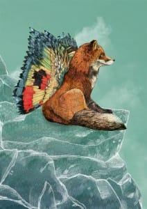 ilustraciones para decorar bolsas de algodón