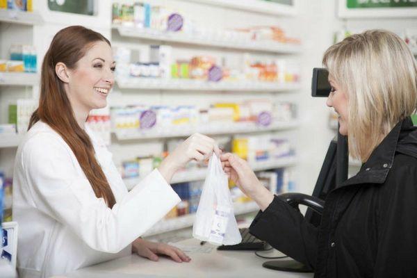 prohibicion de las bolsas de plastico en las farmacias
