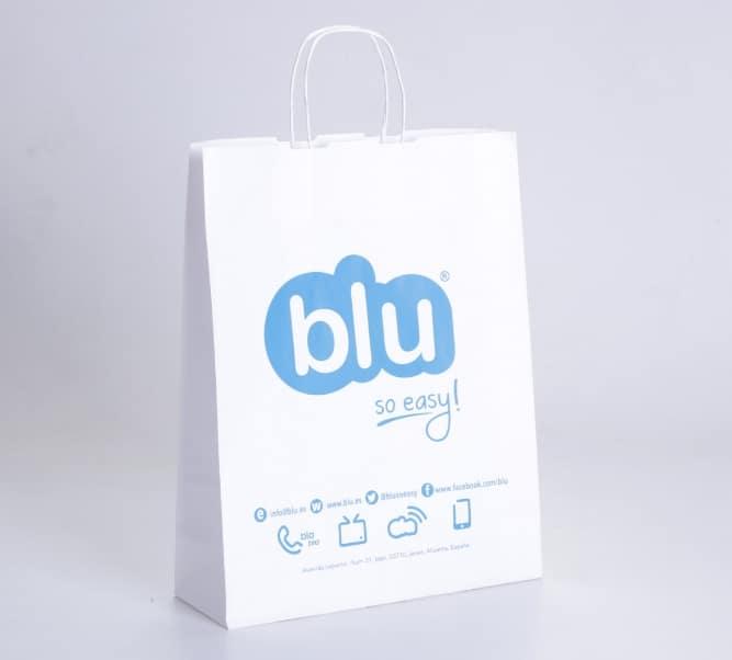 proveedor de bolsas de papel