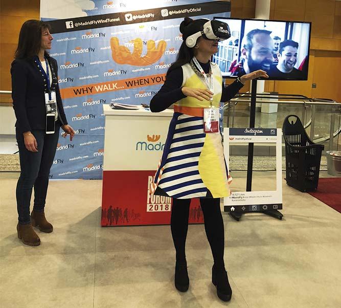 realidad virtual en el retail