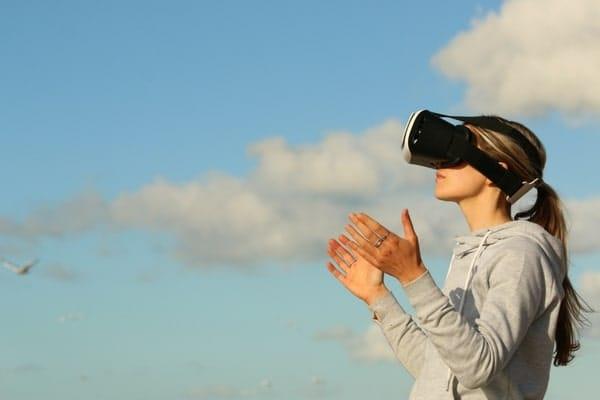 realidad virtual en tiendas