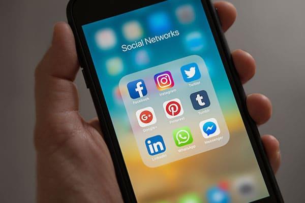 redes sociales en el retail