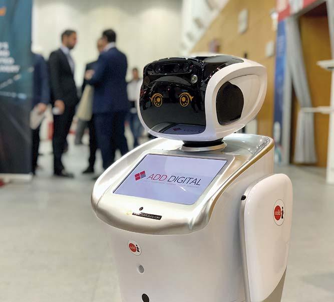 robots para retail