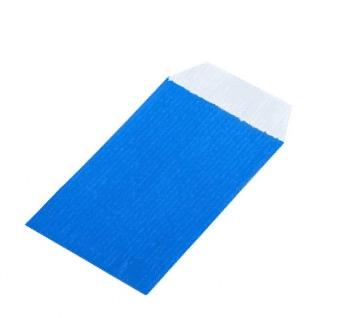 sobres regalo en color azul