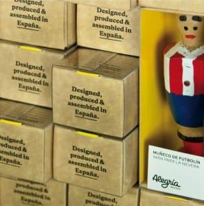 souvenirs fabricados en España