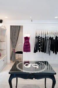 tienda de vestidos de gala