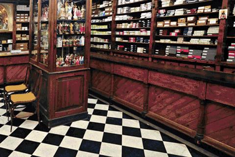 tiendas antiguas