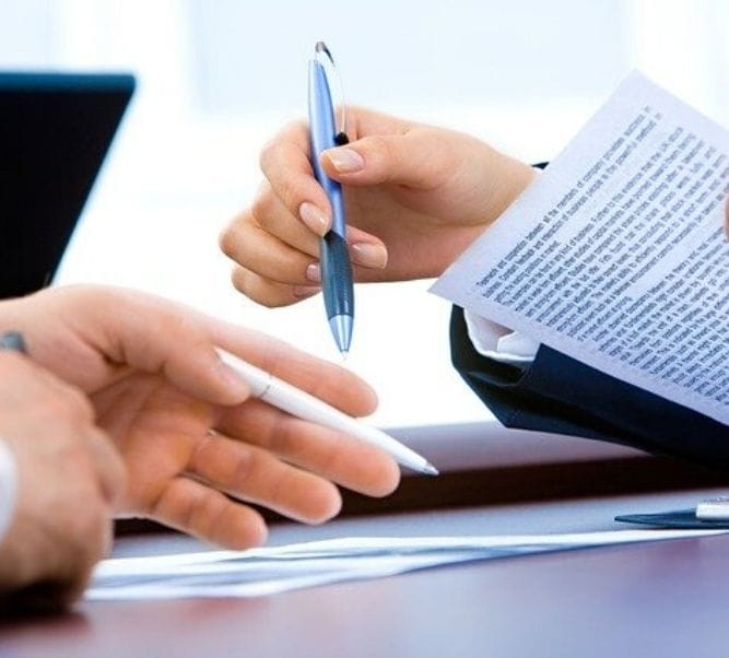 Firma ante notario