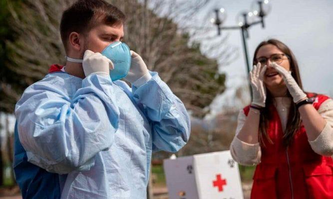 Acciones solidarias ante la crisis del Coronavirus
