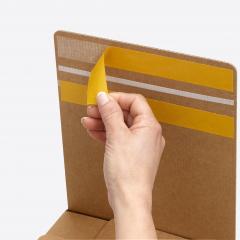 Cajas para envío y devolución 31x22x15