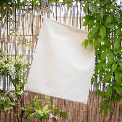 Funda algodón orgánico 150 gr 40x50