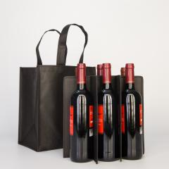 Bags for six bottles 27x30x18