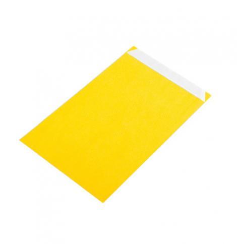 Sobres de papel 50 gr con fuelle 24x42x6