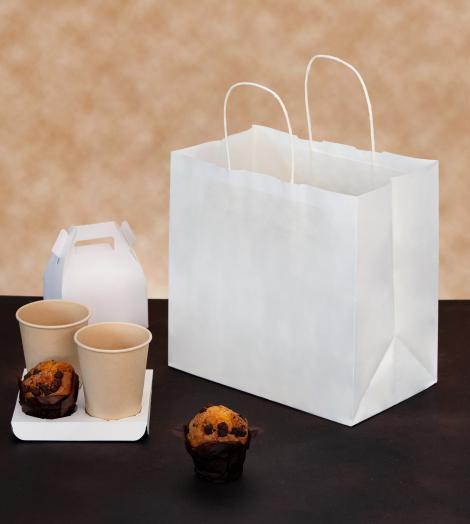 Bolsas de papel resistentes al agua  eco