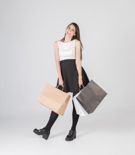 Paper bags 42x35x12 120 gr