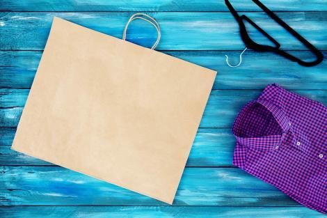 Bolsa papel kraft 100 gr 54x45x13