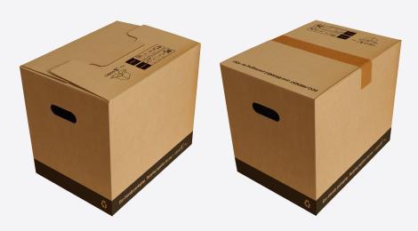 Cajas para almacenaje 60x50x40