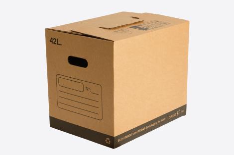 Cajas para almacenaje 40x30x35