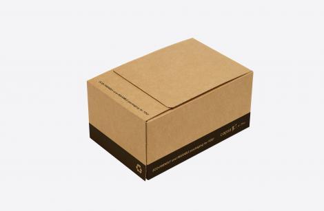 Cajas con cierre autoadhesivo 40x30x12